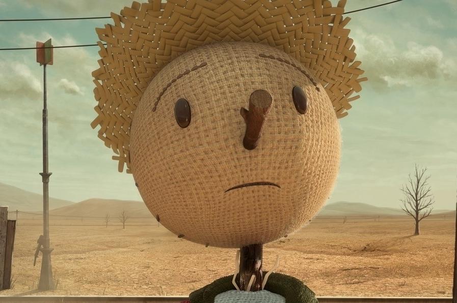 Modojo | Chipotle Scarecrow