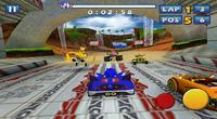 Modojo   Sonic & Sega All-Stars Racing Cruises Onto Android
