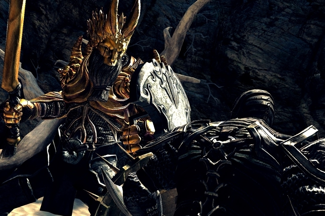 Modojo | Infinity Blade 3 Video Walkthrough: Raidriar Stronghold, Larioth Part 2