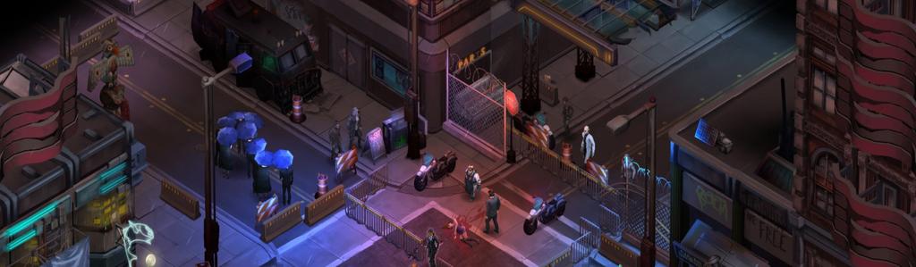 Modojo   Shadowrun Returns