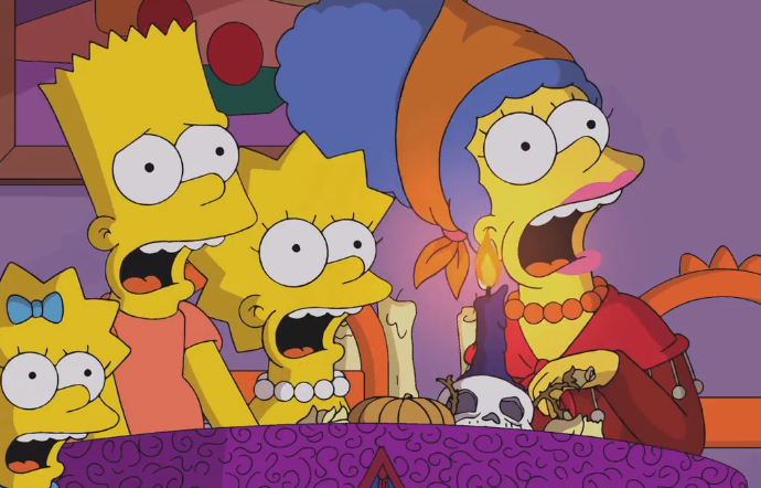 Modojo | The Simpsons: Tapped Out Halloween Update Trailer