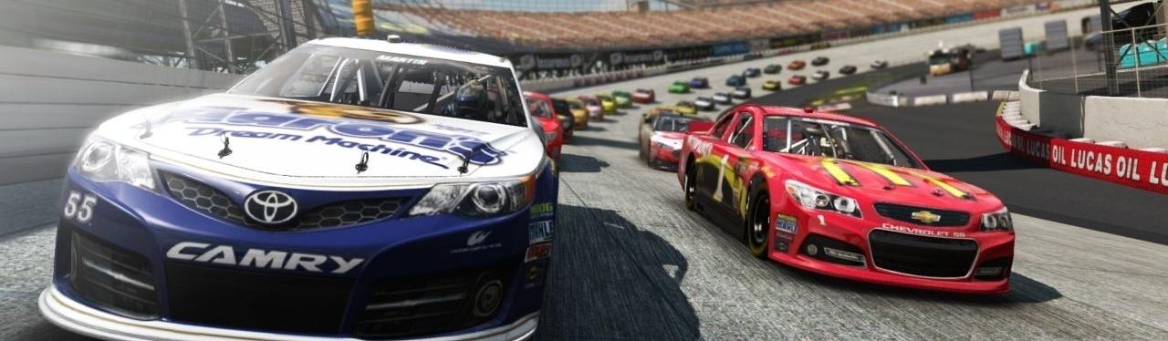 Modojo | NASCAR: Redline