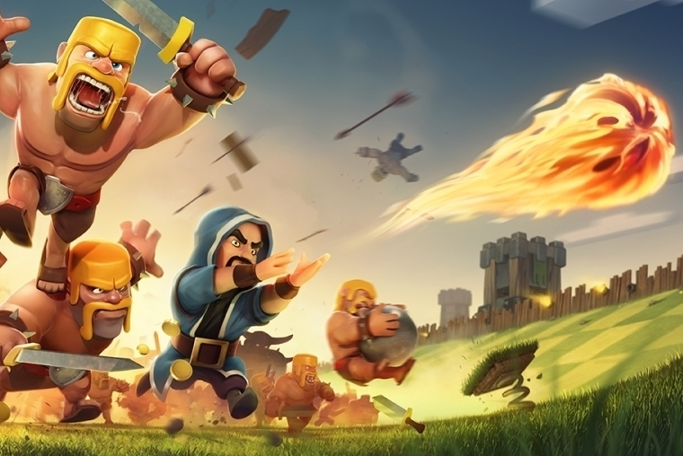 Modojo | Clash of Clans Released For Android