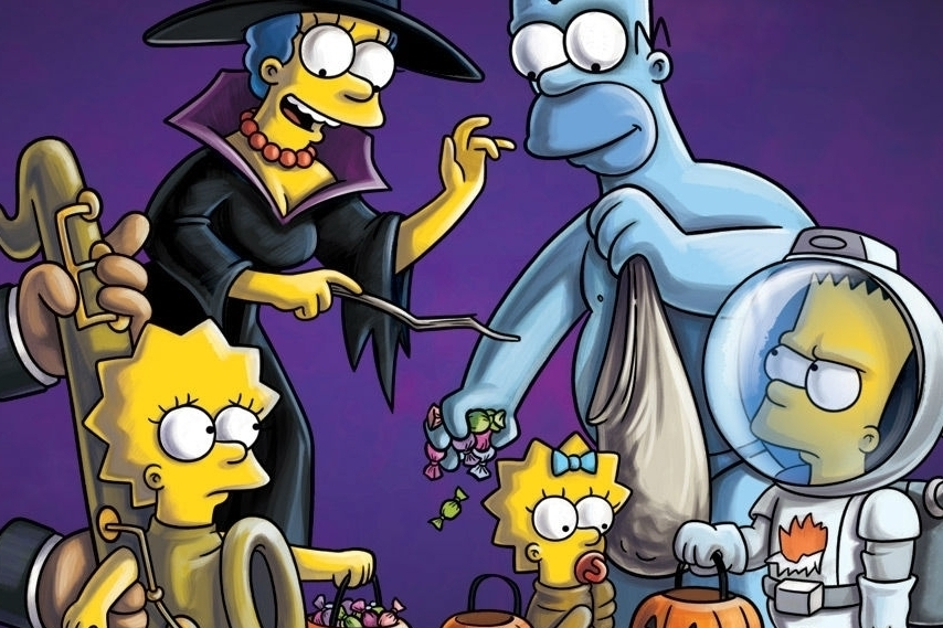 Modojo | The Simpsons: Tapped Out - Halloween Guide 2013