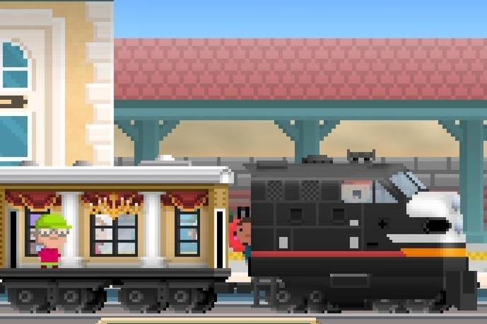 Modojo | Pocket Trains Video Walkthrough