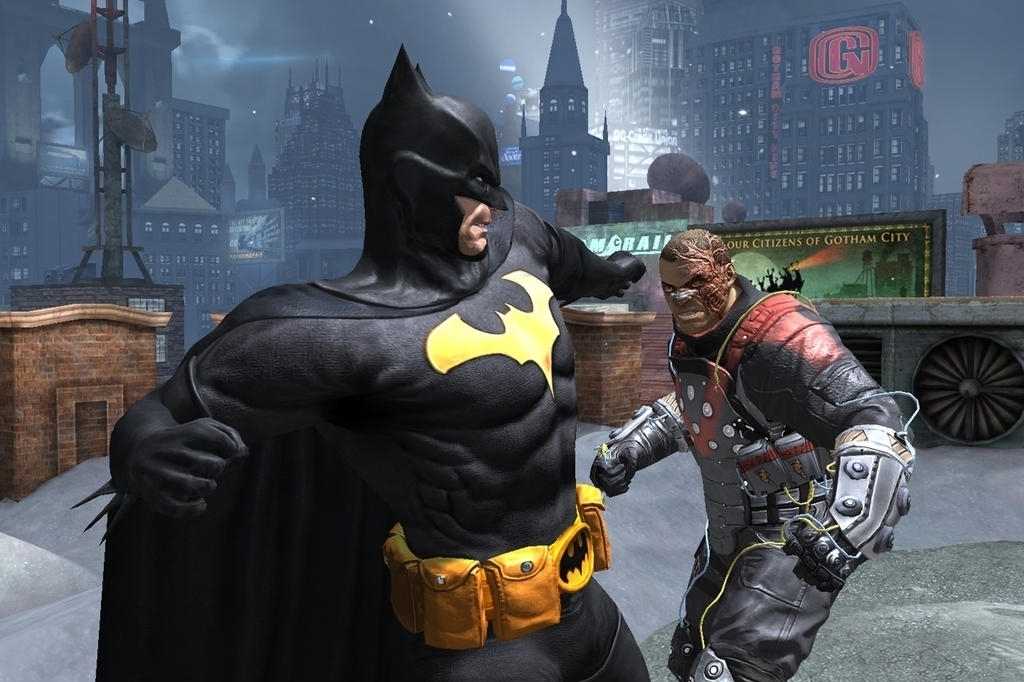 batman arkham origins cheats and tips modojo rh modojo com Batman Arkham Origins Villains Batman Arkham Asylum