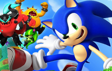 Modojo   Sonic Lost World