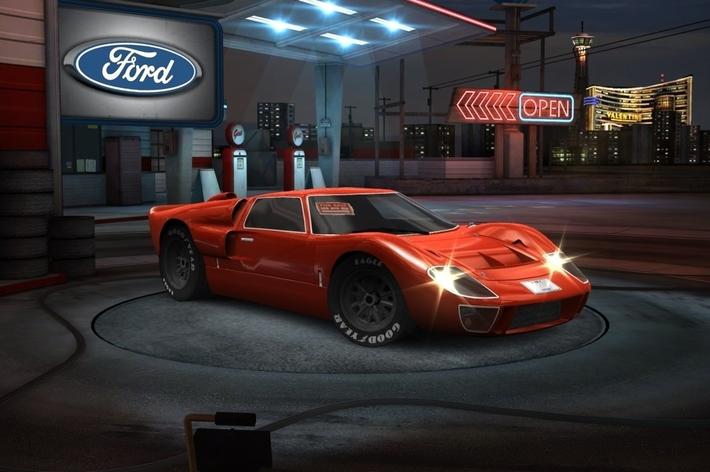 Modojo | CSR Classics Car List: Ford - Mini