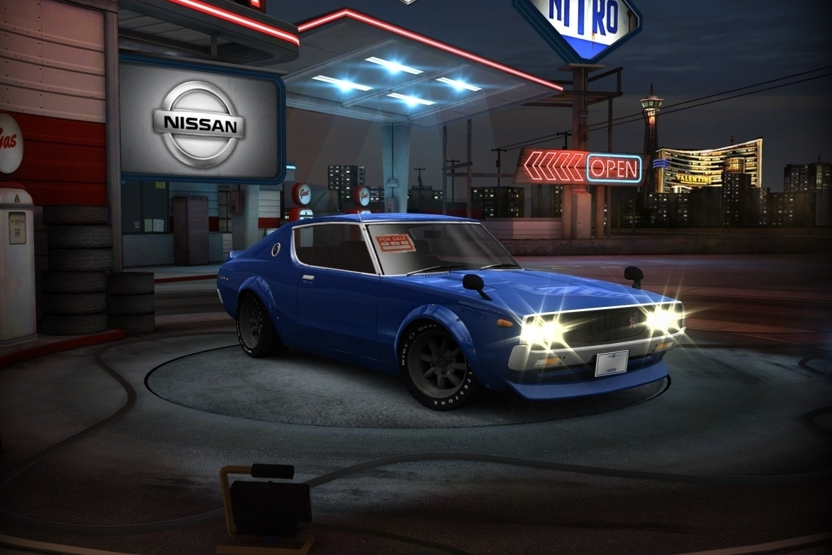 Nissan Of Shelby >> Csr Classics Car List Nissan Shelby Modojo