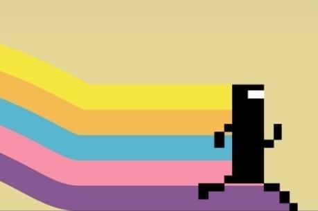 Modojo | Bit.Trip Run! Coming To iPhones & iPads Next Week