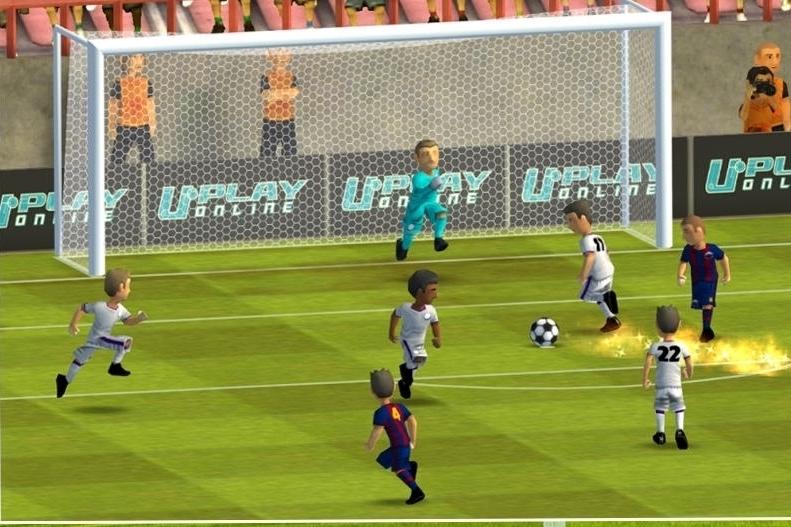 Modojo | Striker Soccer 2