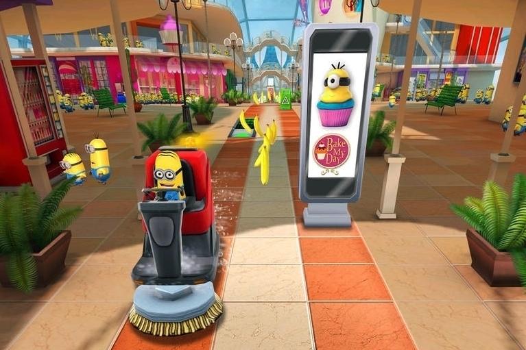 Modojo | Despicable Me: Minion Rush Video Walkthrough - Mall Update