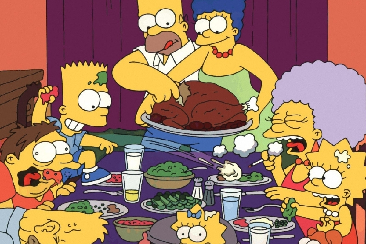 Modojo | The Simpsons: Tapped Out - Thanksgiving Guide 2013