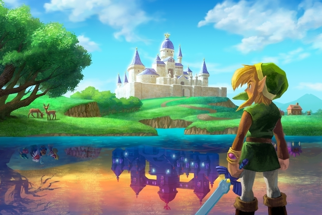 Modojo | The Legend Of Zelda: A Link Between Worlds