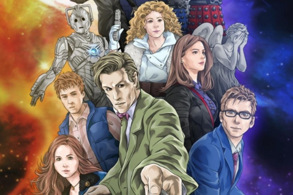 Modojo | Doctor Who: Legacy