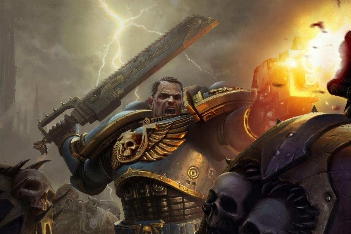 Modojo | Warhammer 40K MOBA Coming To Mobiles Next Year