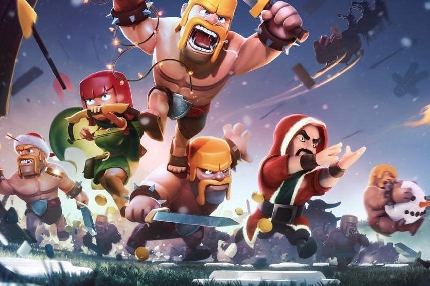 Modojo | Clash of Clans 5.113.2 Brings Christmas To Your Clan