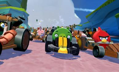 Modojo | Angry Birds Go! Cheats And Tips