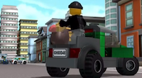 Modojo | Lego City My City Video Walkthrough: Catch The Crooks