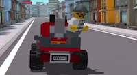 Modojo | Lego City My City Video Walkthrough: My City Police Chase