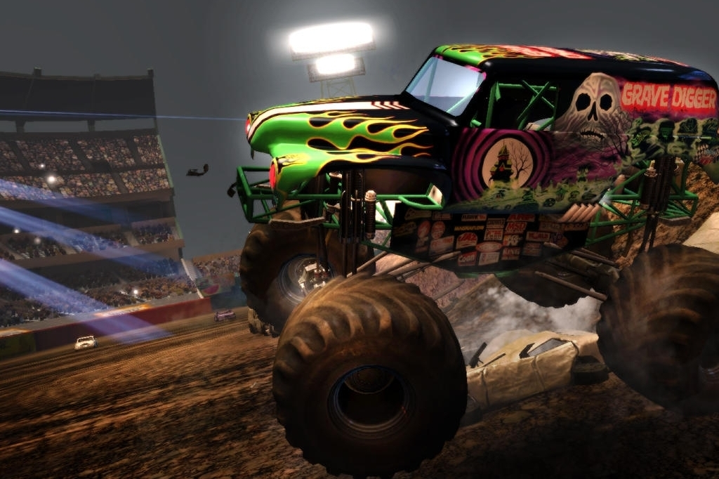 Modojo | Monster Jam Game