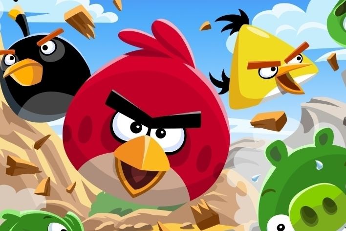 Modojo | Angry Birds Targeted By NSA & GCHQ