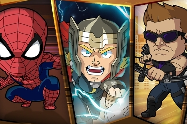 Modojo | Marvel Run Jump Smash! Cheats And Tips