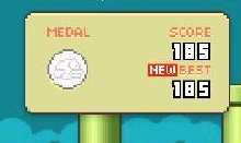 Modojo | Flappy Bird High Score 185 Leaves Us Shaken And Stirred