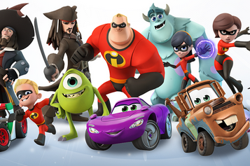 Modojo | Disney Infinity: Toy Box 1.4 Update Adds Play Set Toy Packs, Power Discs