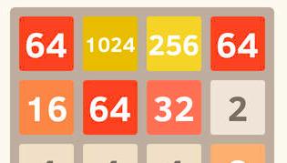 Modojo | 2048 High Score: 1668