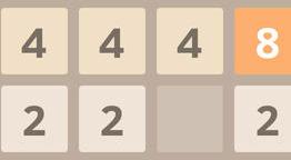Modojo | 2048 High Score: 2020