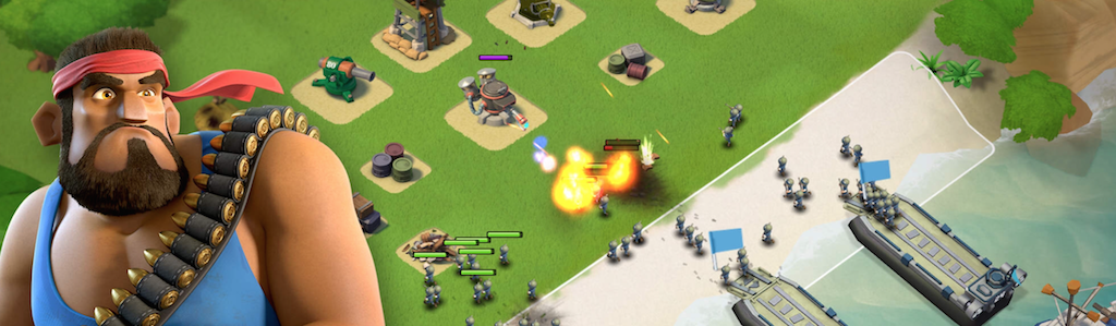 Modojo | Boom Beach: Assault And Defense Tips