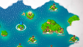 Modojo | Boom Beach: How To Get Wood, Stone And Iron