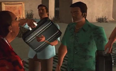 Modojo | Grand Theft Auto: Vice City - Meet Tommy Vercetti