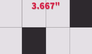 Modojo | Don't Tap the White Tile: Classic Mode - High Score 10.634