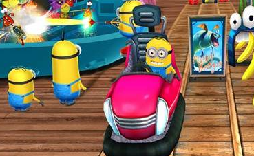 Modojo | Despicable Me: Minion Rush - Super Silly Fun Land Update Mall to Residential