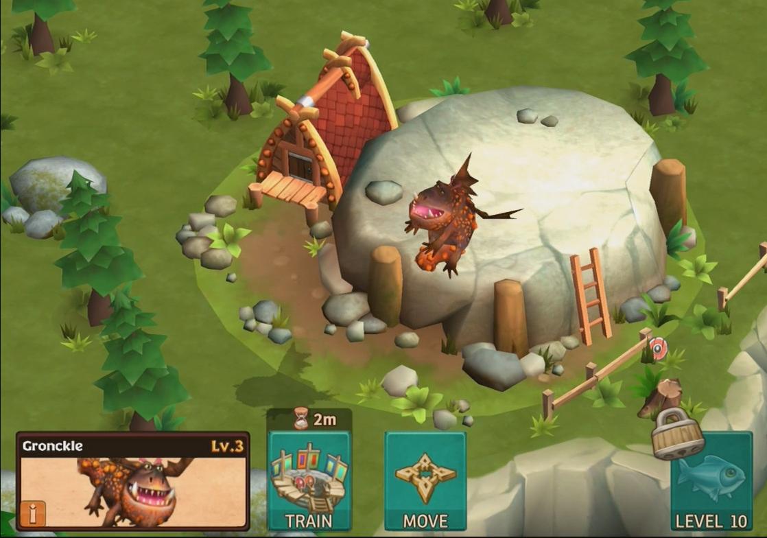Modojo | Dragons: Rise of Berk - How To Get More Wood