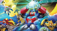 Modojo | Angry Birds And Transformers Team Up