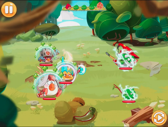 Modojo | Angry Birds Epic Cheats And Tips Guide