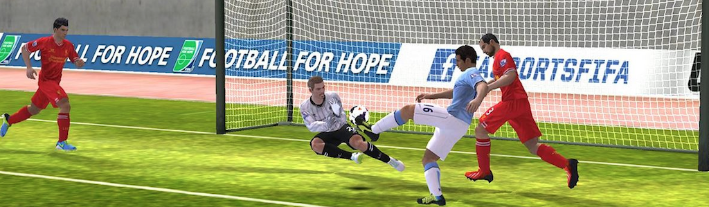 Modojo | Best iOS And Android Soccer Games To Play During The 2014 FIFA World Cup