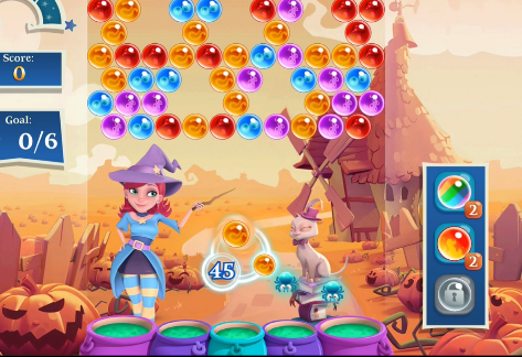 Modojo | Bubble Witch Saga 2 Cheats And Tips Guide
