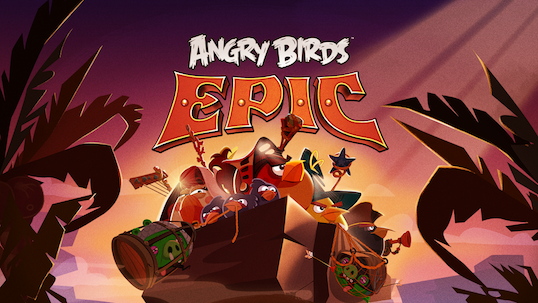 Modojo | Rovio first RPG Angry Birds Epic is Free to Play