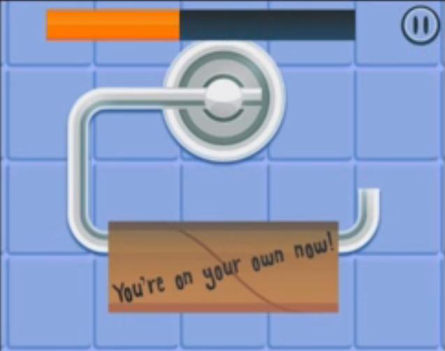 Modojo   Toilet Time Tips: How To Beat Unroll Mini-Game