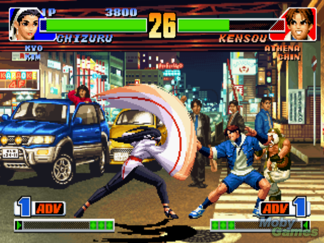 Modojo | The King of Fighters '98 Punching Its Way To A Mobile Device Near You