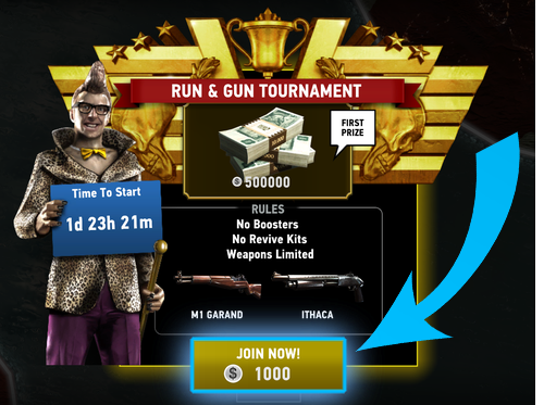 Modojo | Run & Gun With Madfinger's Dead Trigger 2 Tournament