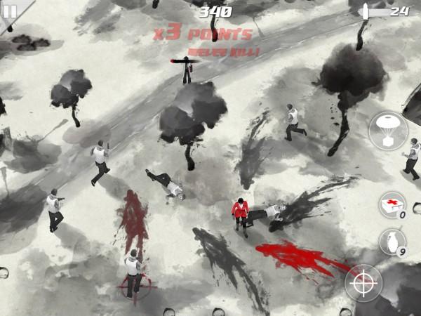 Modojo   Bloodstroke: A John Woo Game Blasts Onto The Google Play Store