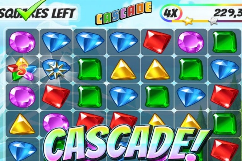 Modojo | Big Fish Thinks Cascade May Be The New Candy Crush Killer
