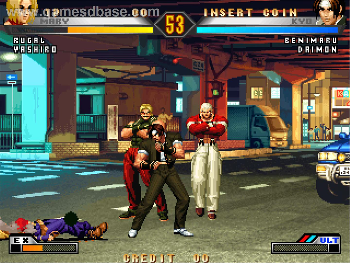 Modojo | King of Fighters '98