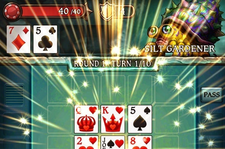 Modojo | Konami Launches Swords & Poker Adventures For iOS
