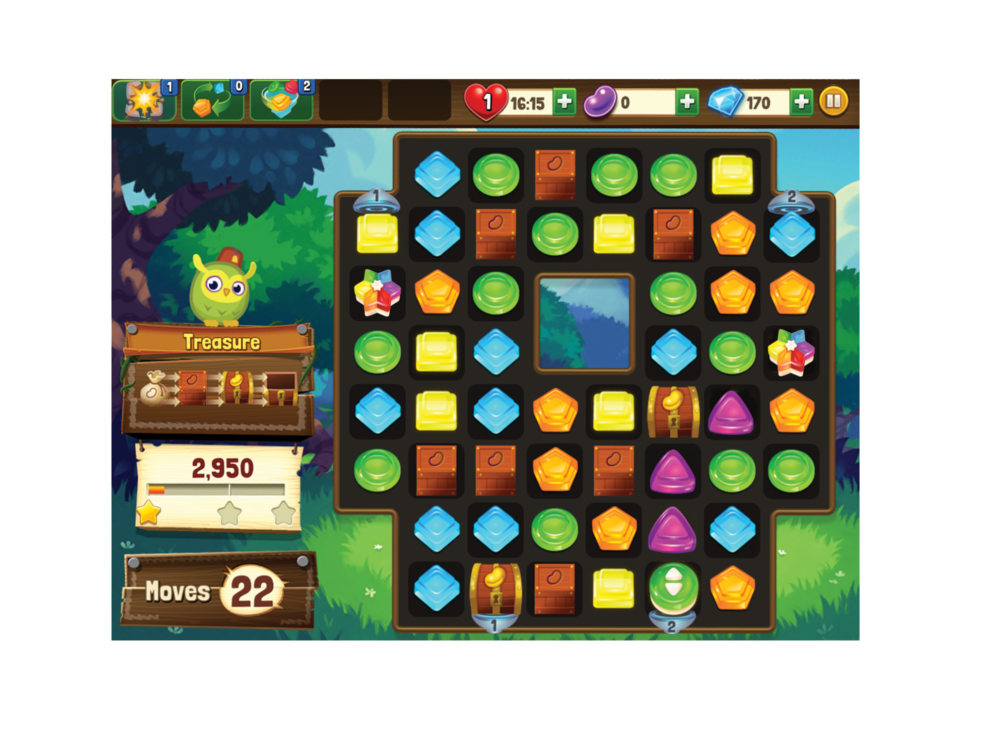 Modojo | Mind Candy's Moshling Rescue Is The Cutest Match-3 Game on the Play Store